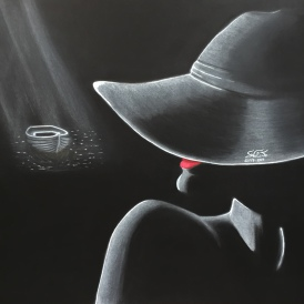 Sandra Valente artiste peintre www.sandravalente