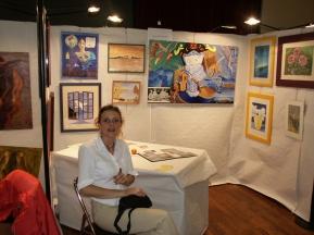 Sandra Valente - artiste peintre - www.sandravalente.fr