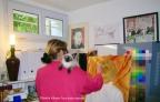 Atelier 2007 - Sandra Valente artiste peintre