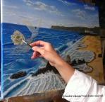 Atelier 2016 - Sandra Valente artiste peintre